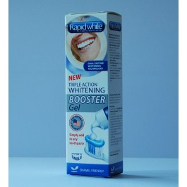 Rapid White Triple Action Whitening Booster Gel